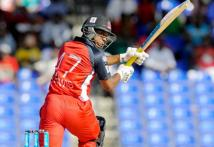 Uncapped Evin Lewis replaces injured Lendl Simmons in West Indies World T20 squad