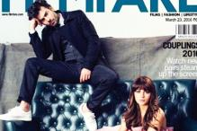 Fawad Khan looks effortlessly cool, Alia Bhatt dazzles on a magazine cover