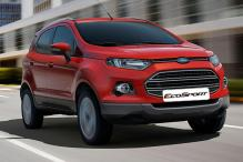 Ford slashes EcoSport price by up to Rs 1.12 lakh