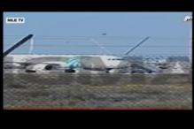 Watch: Passengers deboard from hijacked EgyptAir plane in Cyprus