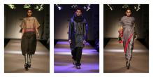 AIFWAW16: Ritu Kumar all praises for Gaurav Jai Gupta's collection 'Akaaro', calls it 'futuristic'