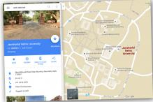 Search for 'anti national', 'sedition' and Google Maps takes you to JNU