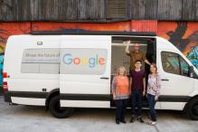 Google is hitting the road - literally - to find out how people use its online services