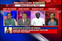 Kenyan woman patient stuck in India, no money to buy air tickets