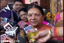 Situation under control, no need to panic: Gujarat CM Anandiben on terror alerts