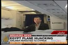 Man hijacks EgyptAir plane to deliver letter to ex-wife in Cyprus