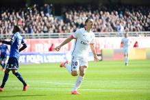 Zlatan Ibrahimovic nets four as stylish PSG seal French title in record time