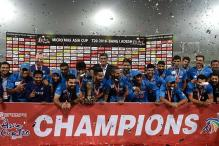 Dhoni hails top-order batsmen for Asia Cup win