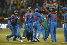 ICC World T20: Three wickets in three balls, India win a thriller against Bangladesh