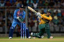 World T20: South Africa halt India's winning run in high-scoring warm-up game