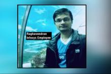 Infosys techie Raghavendran Ganeshan's body arrives in Chennai