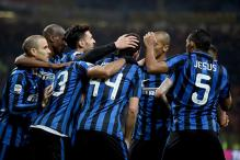 Inter Milan beat Bologna 2-1 to move provisionally 4th in Serie A