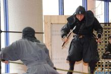 Japan region seeks 6 full-time 'ninjas' to promote tourism; should be able to do backward handsprings