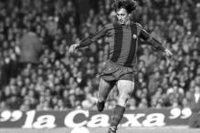 Dutch salute greatest icon the 'immortal' Johan Cruyff