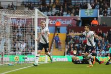 Tottenham beat Aston Villa to keep pressure on Leicester in EPL