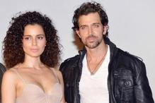 My target isn't Kangana Ranaut, it is the impostor, clarifies Hrithik Roshan
