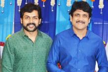 Nagarjuna, Vamshi and I had brother like bond on the sets of  'Thozha': Karthi