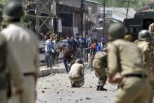Three Injured as Stone-pelting Protesters Clash With Security