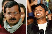 Kanhaiya-Kejriwal meeting cancelled as JNUSU president fails to reach on time