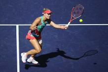 Australian Open champion Angelique Kerber advances at Miami Open