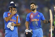 World T20: Calmer Kohli should not lose his aggression, says Dhoni
