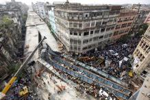 FIR against builder IVRCL over Kolkata flyover collapse; at least 21 dead