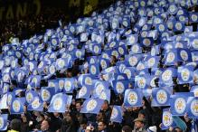 Leicester City fans caused 'earthquake' after last minute winner