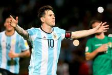 Lionel Messi boot donation provokes angry response in Egypt