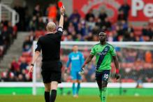 EPL: Sadio Mane's red card rescinded after Southampton appeal