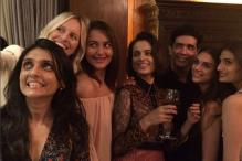 Inside photos: Kangana Ranaut, Arjun Kapoor, Sonakshi Sinha attend Manish Malhotra's dinner party