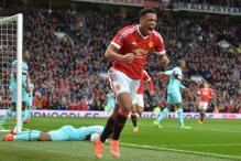 FA Cup: Martial comes to Manchester United's rescue in 1-1 draw against West Ham