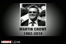 New Zealand planning WT20 Martin Crowe tribute