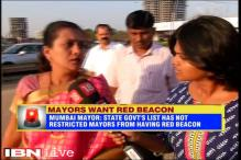 Maharashtra Mayor Council seeks cars with red beacons