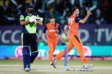 World T20 Qualifier: Netherlands pip Ireland in rain-hit dead rubber