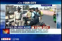 Cities on high alert after terror alert