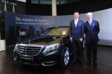 Mercedes launches Maybach S 600 Guard at Rs 10.5 crore in India