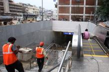 Work on Pink, Magenta lines completed by 80-85 per cent: DMRC