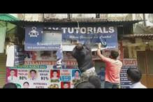 Watch: MNS workers vandalise shops for not having signboards in Marathi