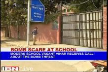 Bomb scare in Modern School in Delhi's Vasant Vihar area declared hoax, police confirms