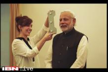 Watch: Madame Tussauds artists take Modi's measurement for wax statue
