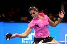 Big ranking boost for Indian table tennis players