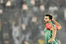 World T20: Mustafizur Rahman doubtful for clash against Pakistan, says Mashrafe Mortaza