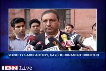 Hopeful of Indo-Pak World T20 match to take place in Dharamsala: Tournament Director
