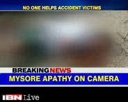 Public apathy caught on camera, 3 accident victims die in Mysuru