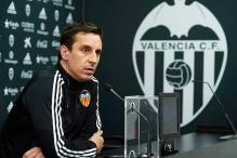 La Liga: Gary Neville sacked as Valencia coach