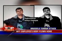 Infosys employee's body flown home