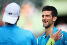 Top-ranked Novak Djokovic powers into Miami last 16