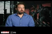 Now Showing: In conversation with 'Batman' Ben Affleck