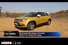 Overdrive: All you need to know about the new Suzuki Vitara Brezza
