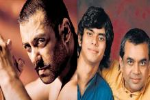 Paresh Rawal's son Aniruddh working as AD for Salman Khan's 'Sultan'